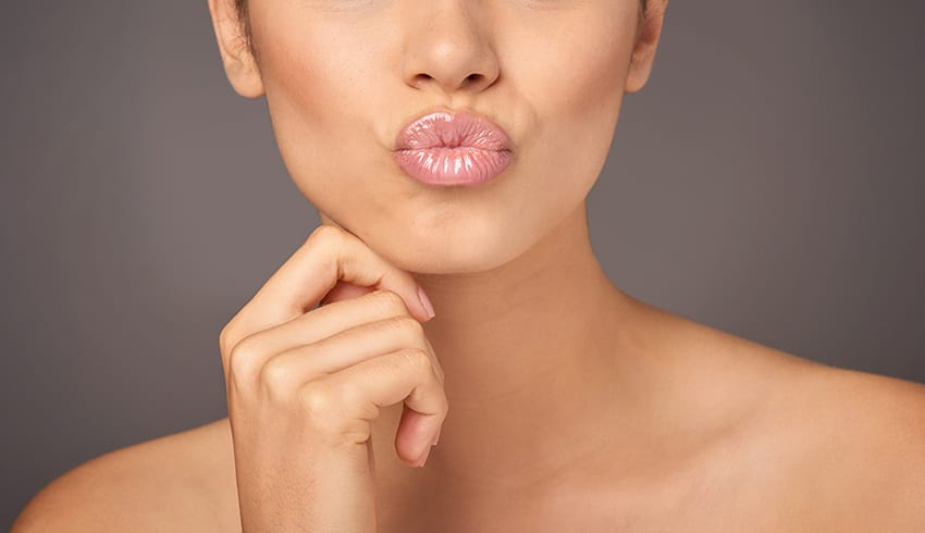 Lip Lines – What causes them and how to prevent