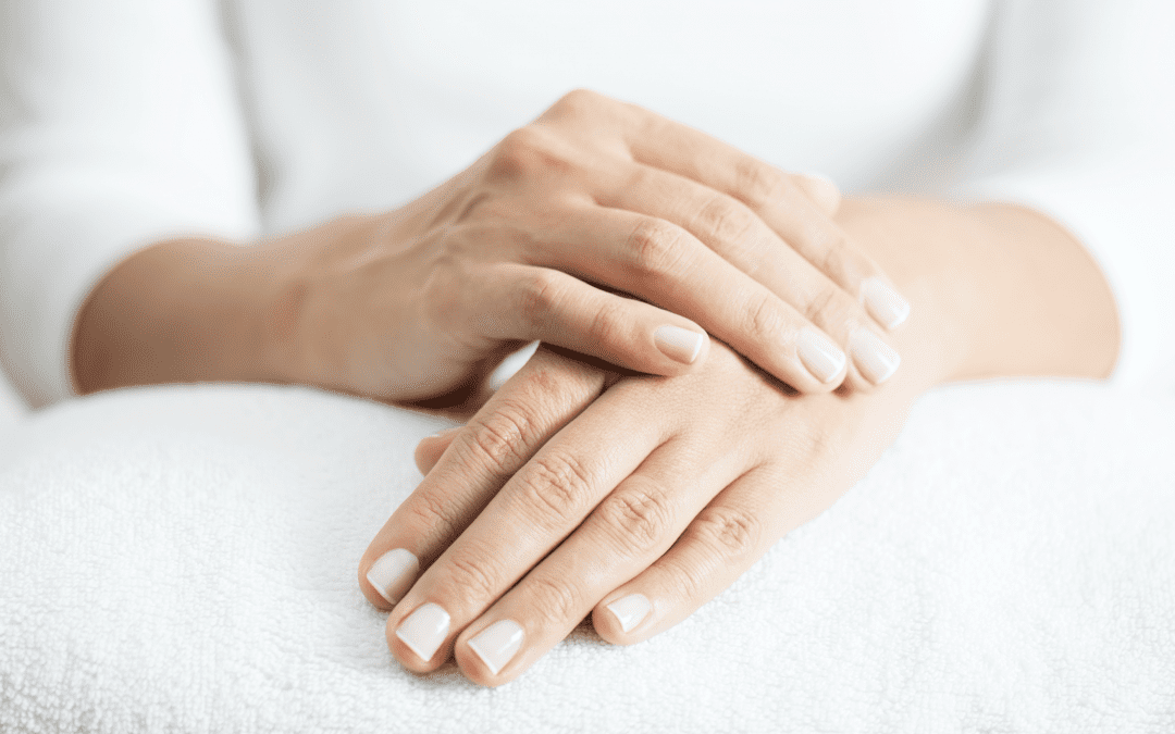 Dry Hands From Over Washing